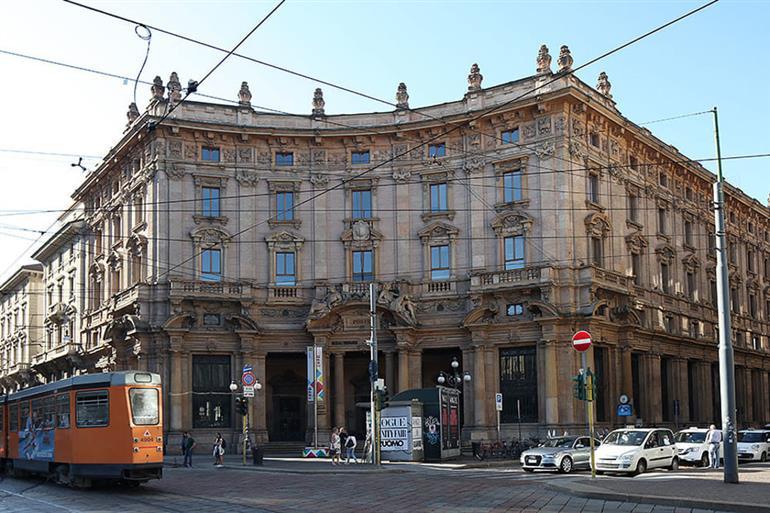 MILANO (ZONA CORDUSIO / DUOMO / MISSORI) MILANO