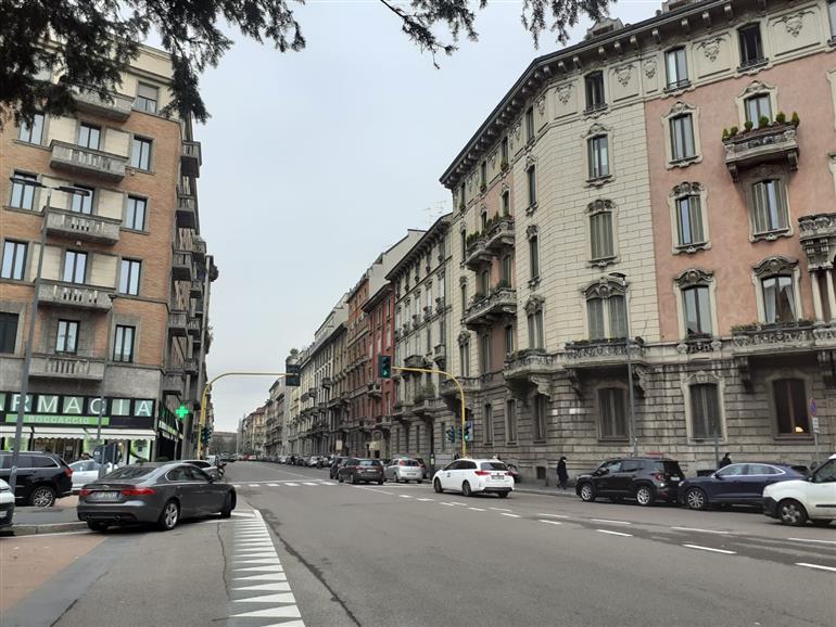 MILANO (ZONA CADORNA / MAGENTA / S.AMBROGIO) MILANO
